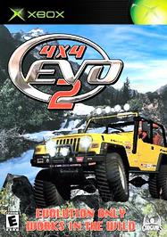 4x4 Evo 2 - XBOX - Used