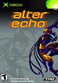 Alter Echo - XBOX - Used