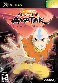 Avatar: The Last Airbender - XBOX - Used