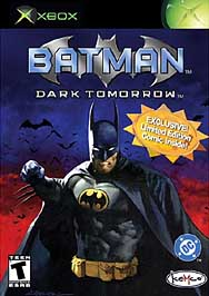 Batman: Dark Tomorrow - XBOX - Used