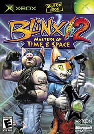 Blinx 2: Masters of Time and Space - XBOX - Used