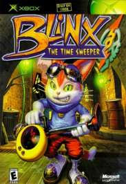 Blinx: The Time Sweeper - XBOX - Used