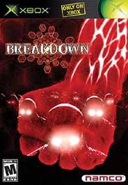 Breakdown - XBOX - Used