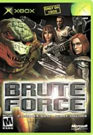 Brute Force - XBOX - Used