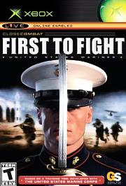 Close Combat: First to Fight - XBOX - Used