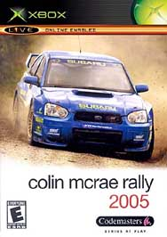 Colin McRae Rally 2005 - XBOX - Used