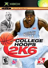 College Hoops 2K6 - XBOX - Used