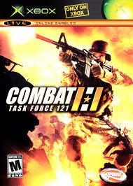 Combat: Task Force 121 - XBOX - Used