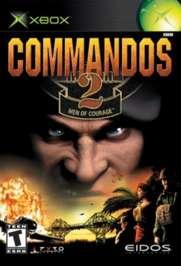 Commandos 2: Men of Courage - XBOX - Used