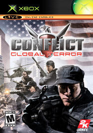 Conflict: Global Terror - XBOX - Used