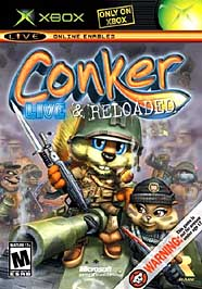 Conker: Live & Reloaded - XBOX - Used