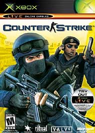 Counter-Strike - XBOX - Used