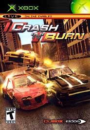 Crash 'n' Burn - XBOX - Used