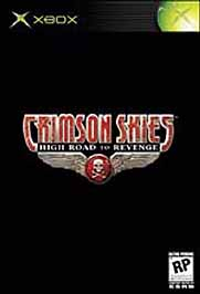 Crimson Skies: High Road to Revenge - XBOX - Used