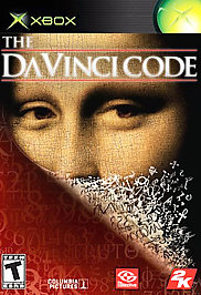 Da Vinci Code - XBOX - Used