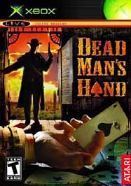 Dead Man's Hand - XBOX - Used