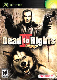 Dead to Rights II - XBOX - Used