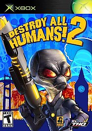 Destroy All Humans! 2 - XBOX - Used