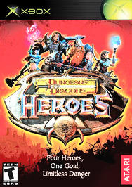 Dungeons & Dragons: Heroes - XBOX - Used