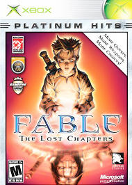 Fable: The Lost Chapters - XBOX - Used