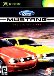 Ford Mustang: The Legend Lives - XBOX - Used