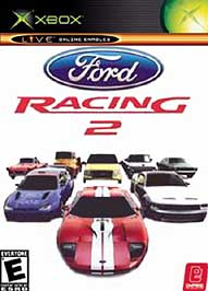 Ford Racing 2 - XBOX - Used