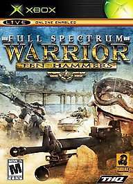 Full Spectrum Warrior: Ten Hammers - XBOX - Used