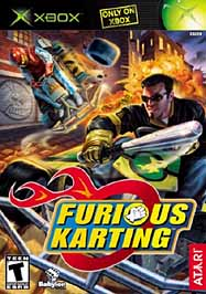 Furious Karting - XBOX - Used