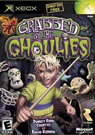 Grabbed by the Ghoulies - XBOX - Used