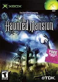 Haunted Mansion - XBOX - Used