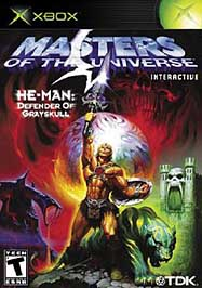 He-Man: Defender of Grayskull - XBOX - Used