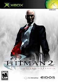 Hitman 2: Silent Assassin - XBOX - Used