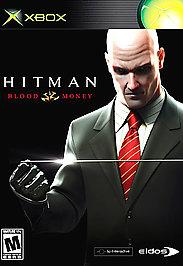 Hitman: Blood Money - XBOX - Used