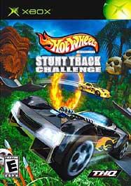 Hot Wheels: Stunt Track Challenge - XBOX - Used