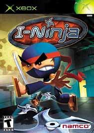 I-Ninja - XBOX - Used