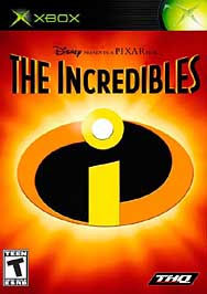 Incredibles - XBOX - Used