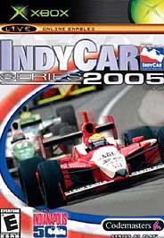 IndyCar Series 2005 - XBOX - Used