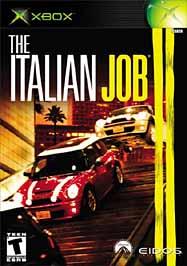 Italian Job - XBOX - Used