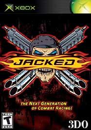Jacked - XBOX - Used