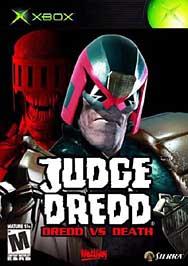 Judge Dredd: Dredd vs. Death - XBOX - Used