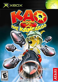 Kao the Kangaroo Round 2 - XBOX - Used