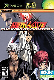 King of Fighters Neowave - XBOX - Used