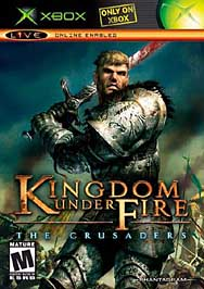 Kingdom Under Fire: The Crusaders - XBOX - Used
