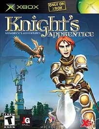 Knight's Apprentice: Memorick's Adventures - XBOX - Used