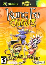 Kung Fu Chaos - XBOX - Used