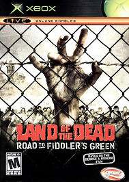 Land of the Dead: Road to Fiddler's Green - XBOX - Used