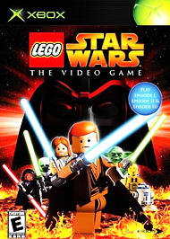 LEGO Star Wars: The Video Game - XBOX - Used