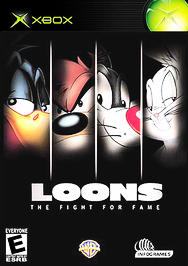 Loons: The Fight For Fame - XBOX - Used