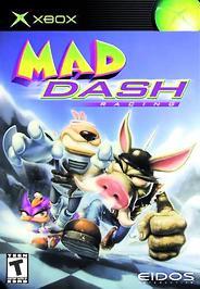 Mad Dash Racing - XBOX - Used