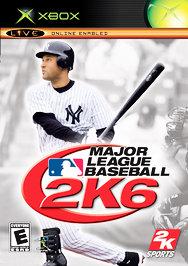 Major League Baseball 2K6 - XBOX - Used